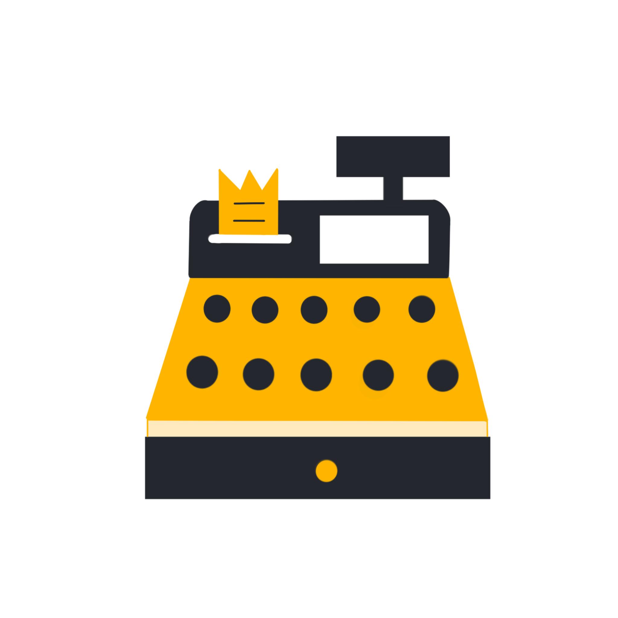 icône site e commerce